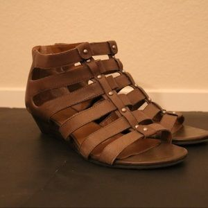 Lucky Brand Gladiator Sandals